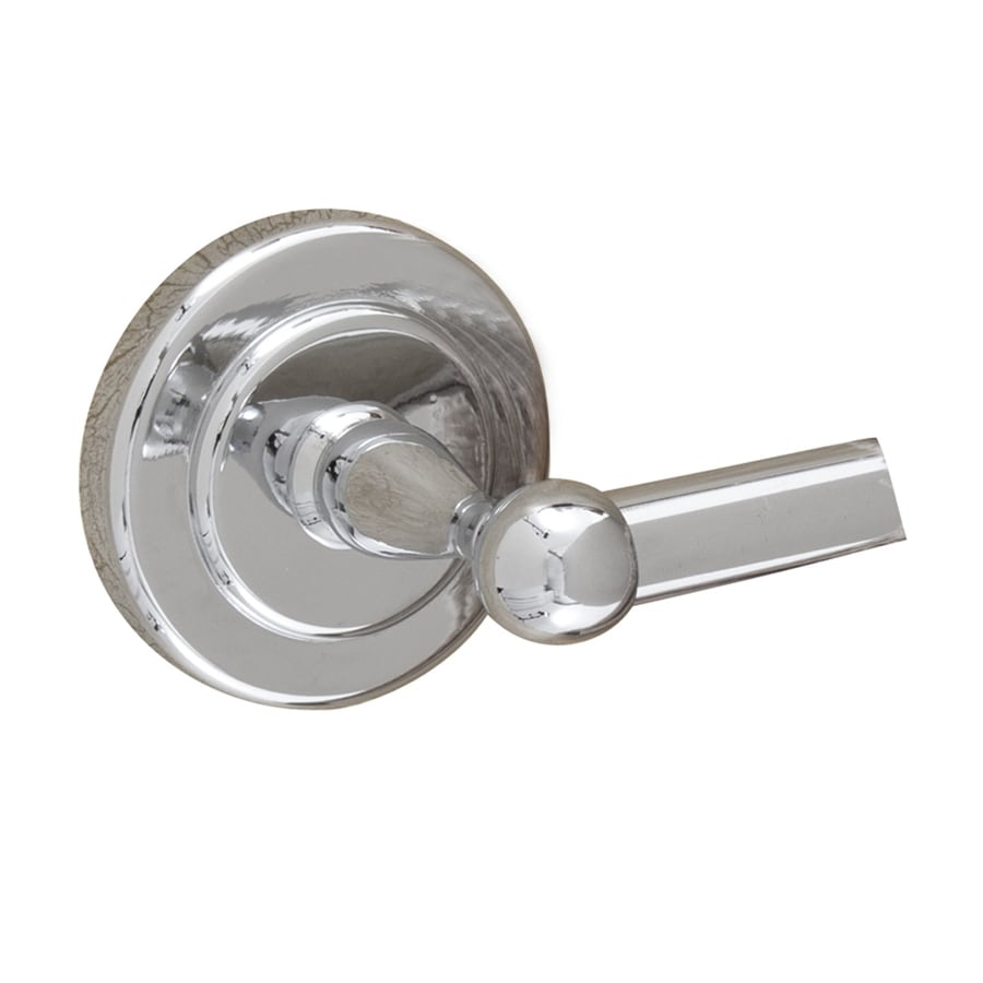 Barclay Salander Polished Chrome Single Towel Bar (Common: 26-in; Actual: 26.25-in)