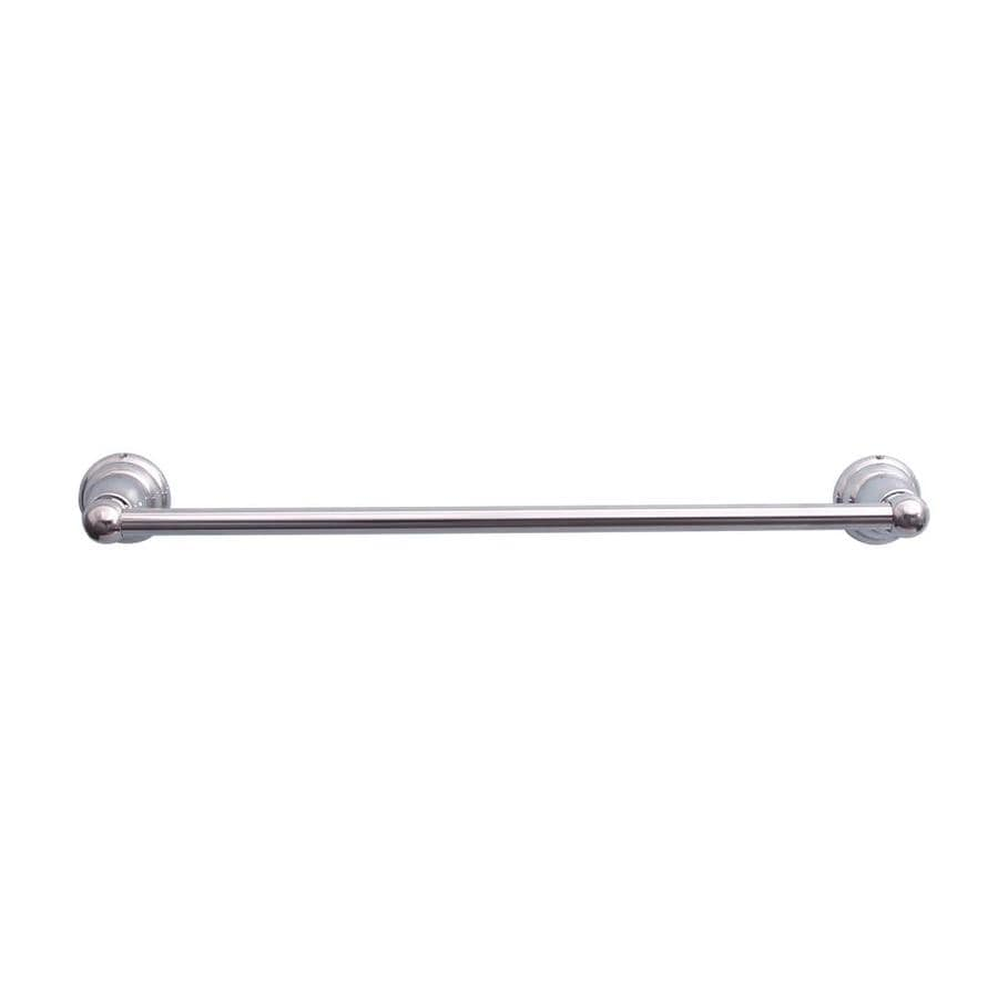 Barclay Sherlene Polished Chrome Single Towel Bar (Common: 31-in; Actual: 32.12-in)