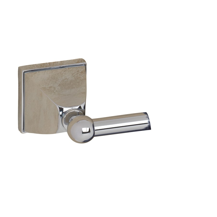 Barclay Delfina Polished Chrome Single Towel Bar (Common: 20-in; Actual: 19.75-in)
