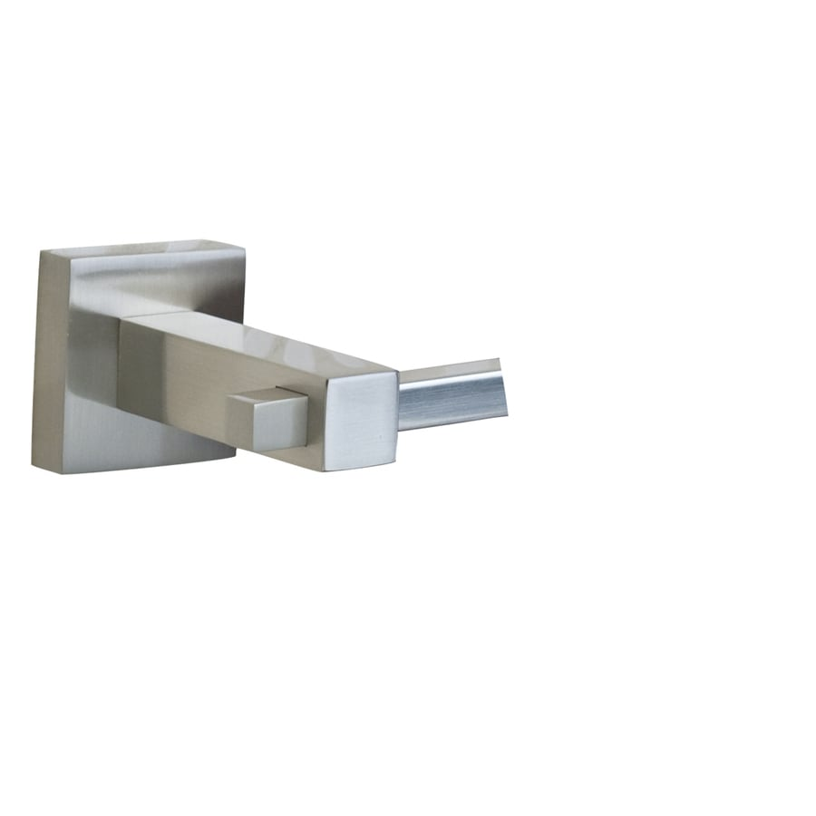 Barclay Jordyn Brushed Nickel Single Towel Bar (Common: 30-in; Actual: 29.5-in)
