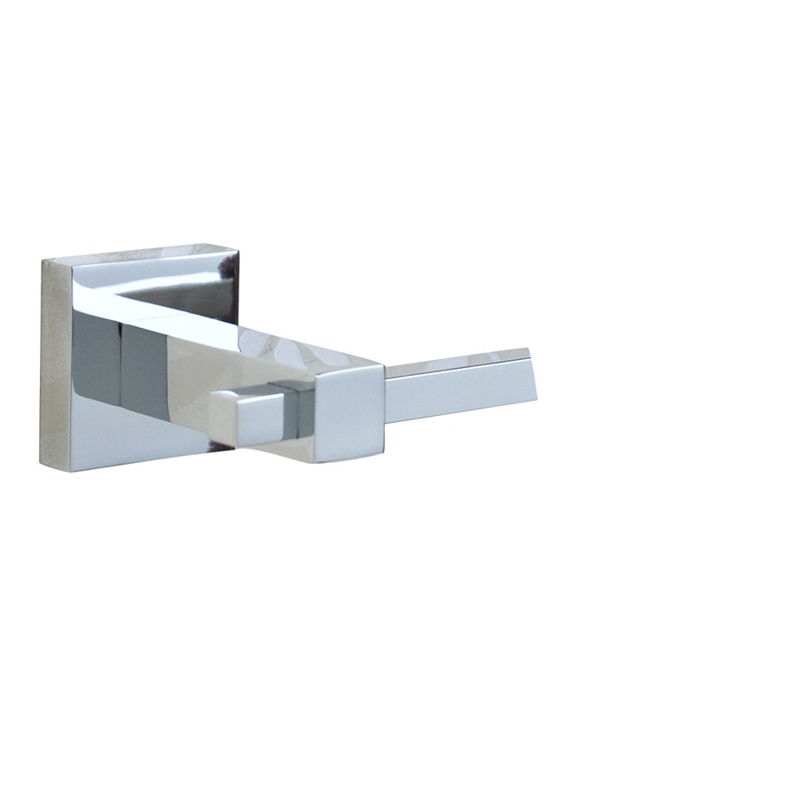 Barclay Jordyn Polished Chrome Single Towel Bar (Common: 30-in; Actual: 29.5-in)