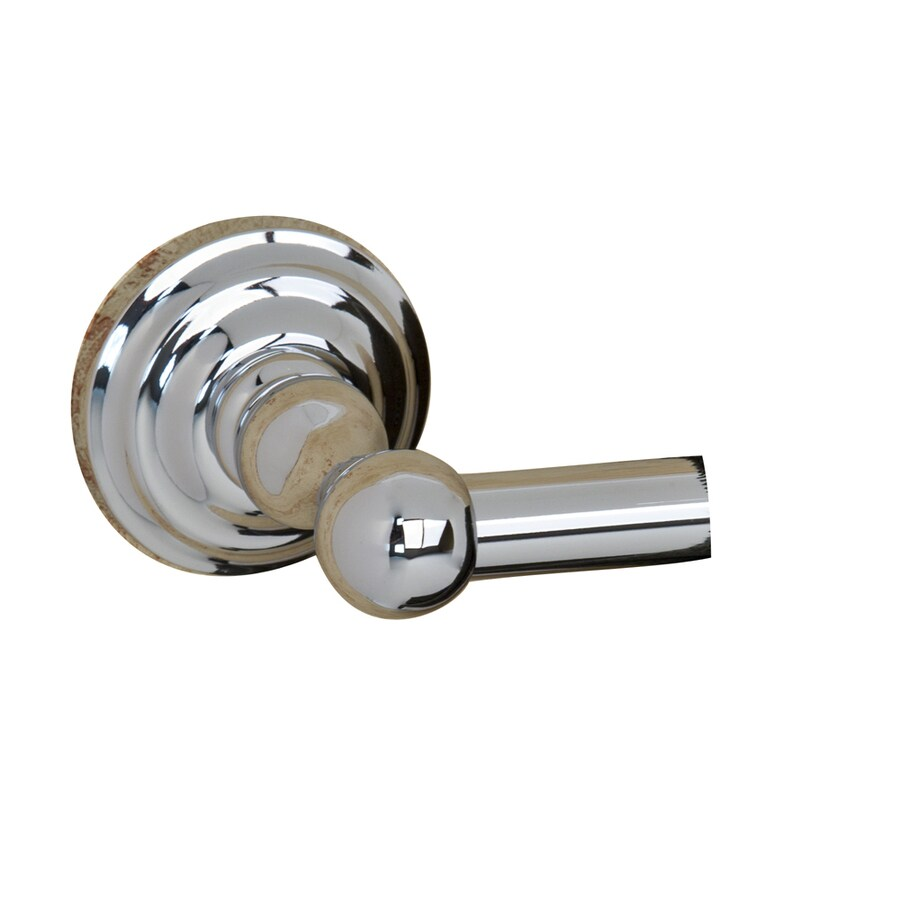 Barclay Macedonia Polished Chrome Single Towel Bar (Common: 31-in; Actual: 32.62-in)