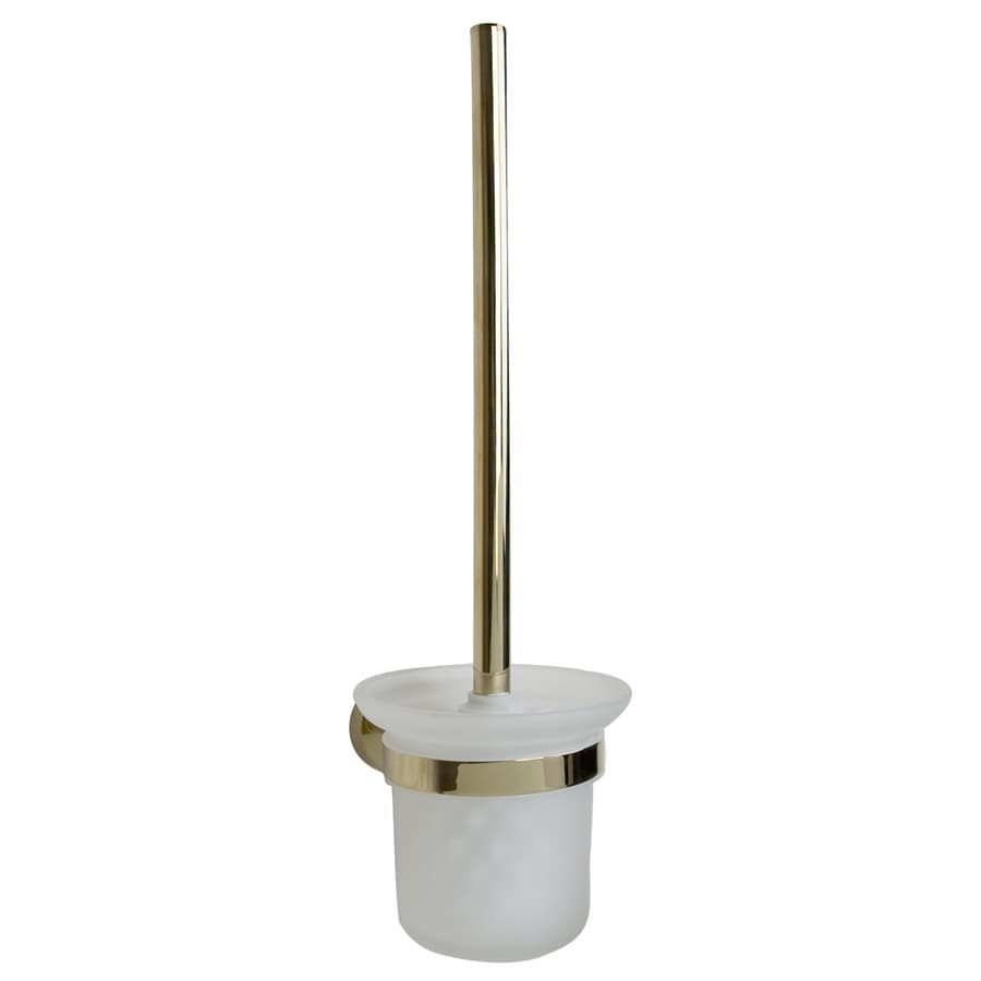 Barclay Berlin Polished Brass Brass Toilet Brush Holder