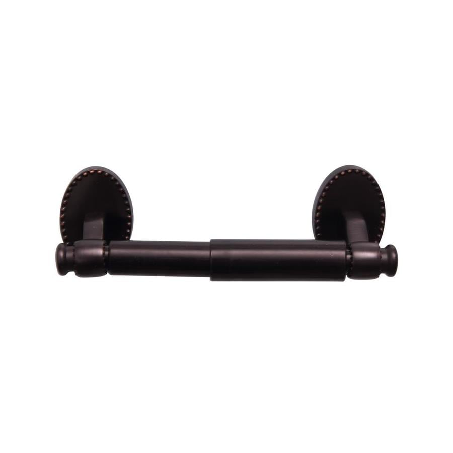 Barclay Cordelia Oil Rubbed Bronze Surface Mount Toilet Paper Holder