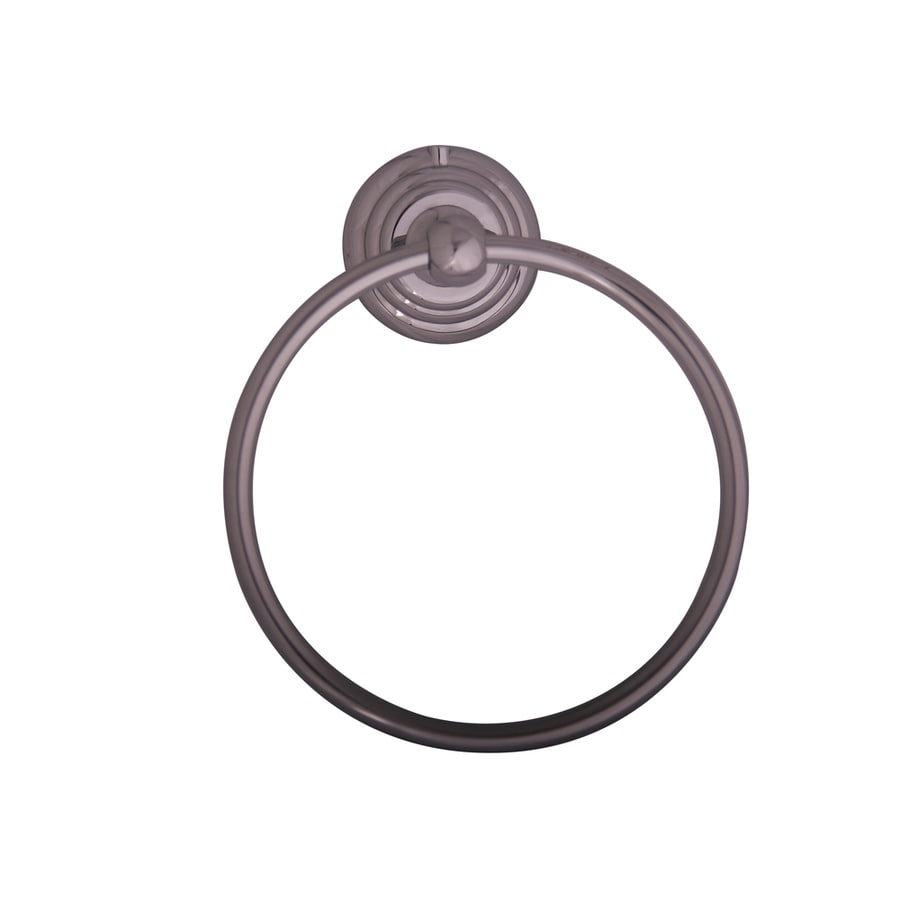 Barclay Jana Chrome Wall Mount Towel Ring