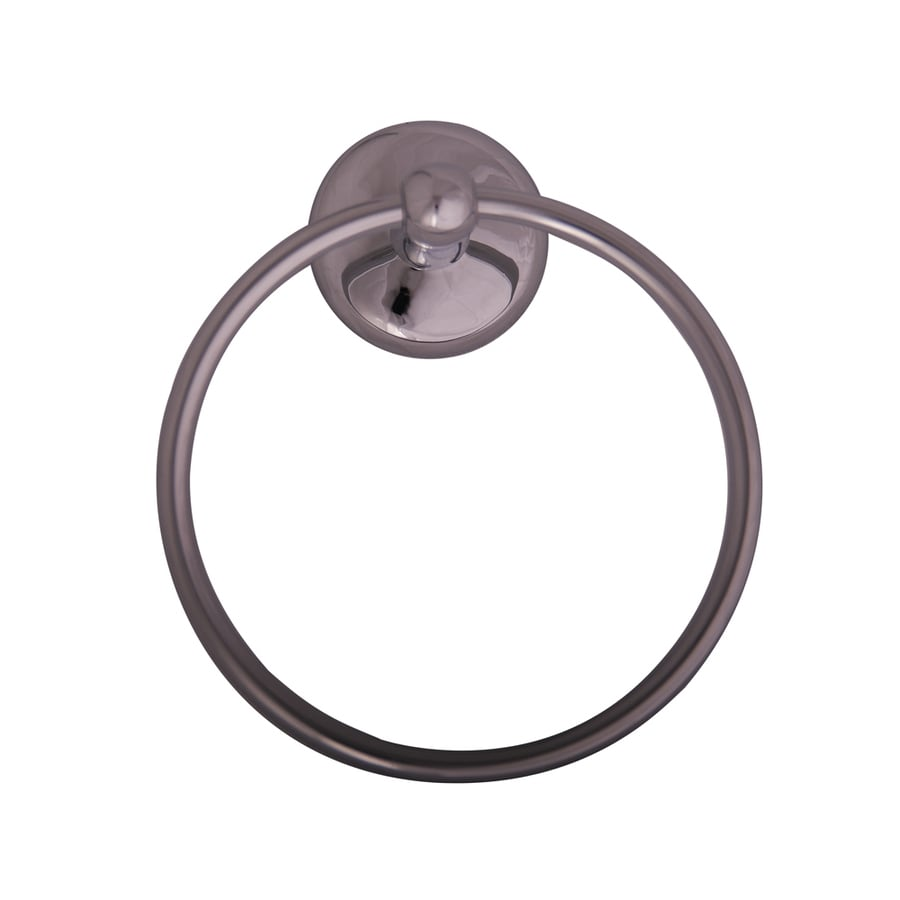 Barclay Cincinnati Chrome Wall Mount Towel Ring