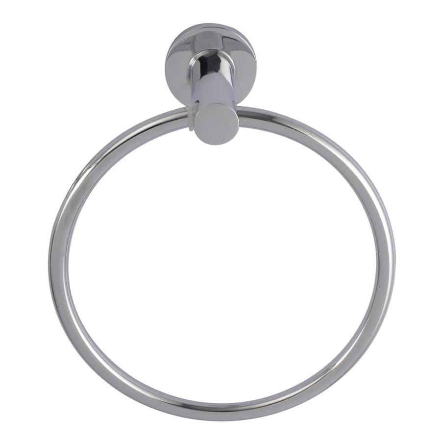 Barclay Flanagan Chrome Wall Mount Towel Ring