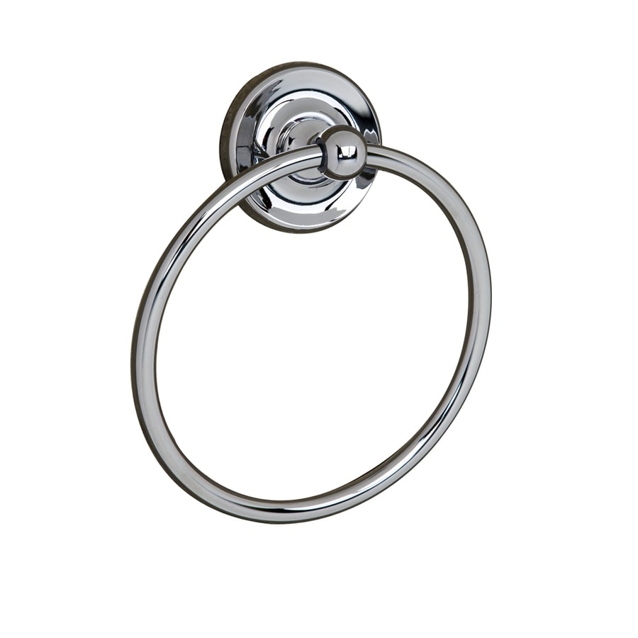 Barclay Alvarado Chrome Wall Mount Towel Ring