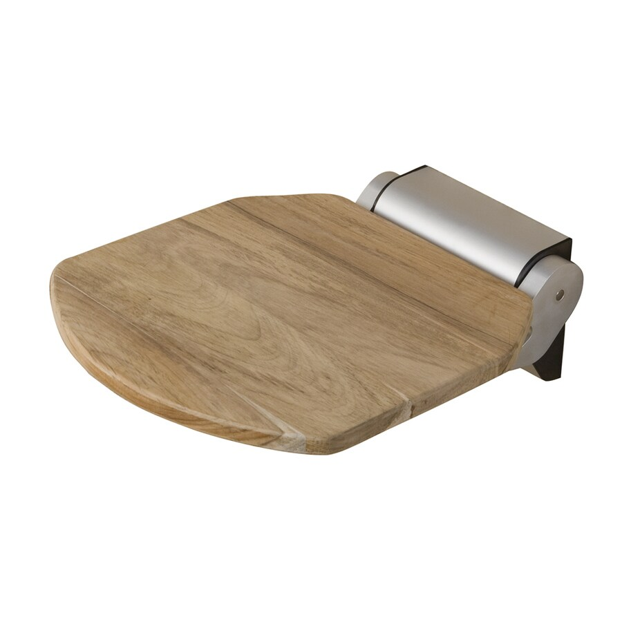 Barclay Teak Wall Mount Shower Seat