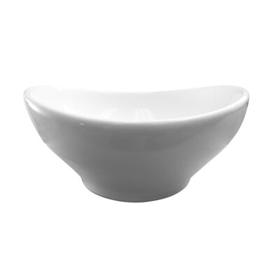 Barclay Fairfield Above Counter Basin White Vessel Oval Bathroom Sink 11 In X 11 62 In In The Bathroom Sinks Department At Lowes Com