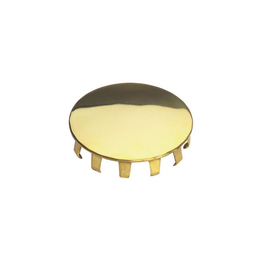 LIDO Designs 12-Pack Polished Brass Connector Handrail Brackets