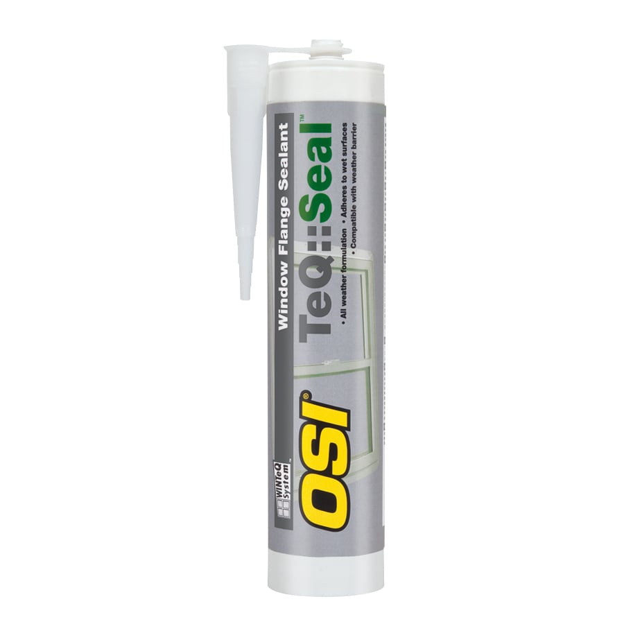 OSI -Pack 10-oz White  Paintable Caulk