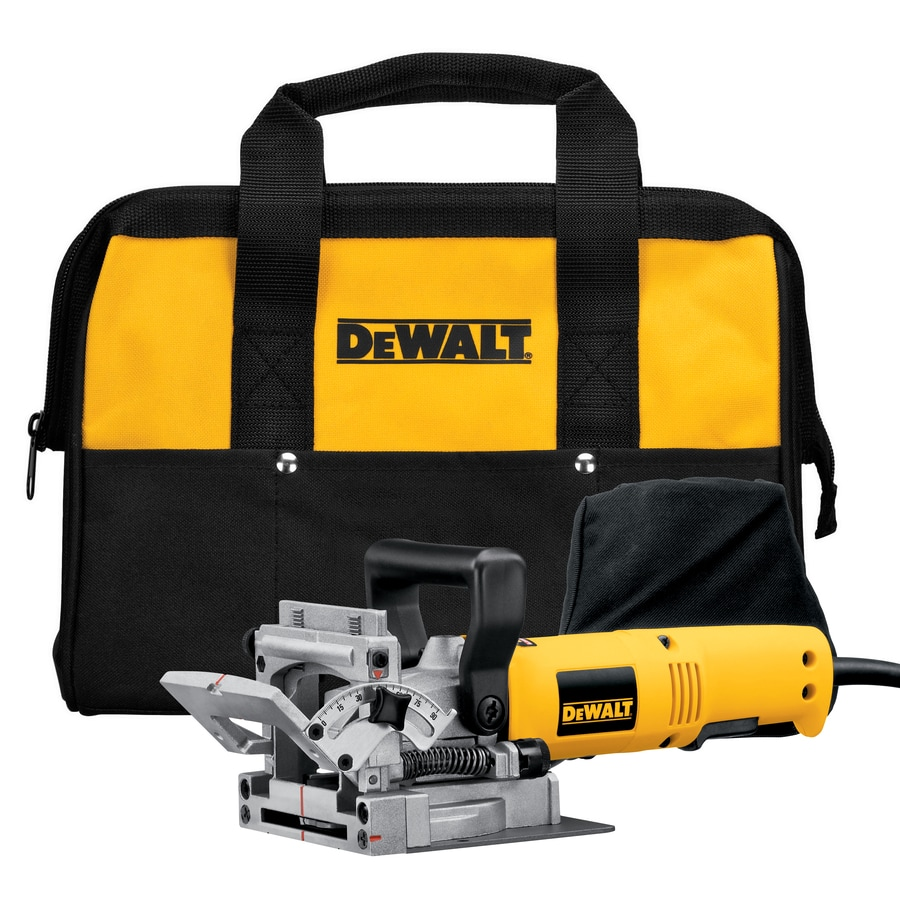 DEWALT 6.5-Amp Biscuit Joiner