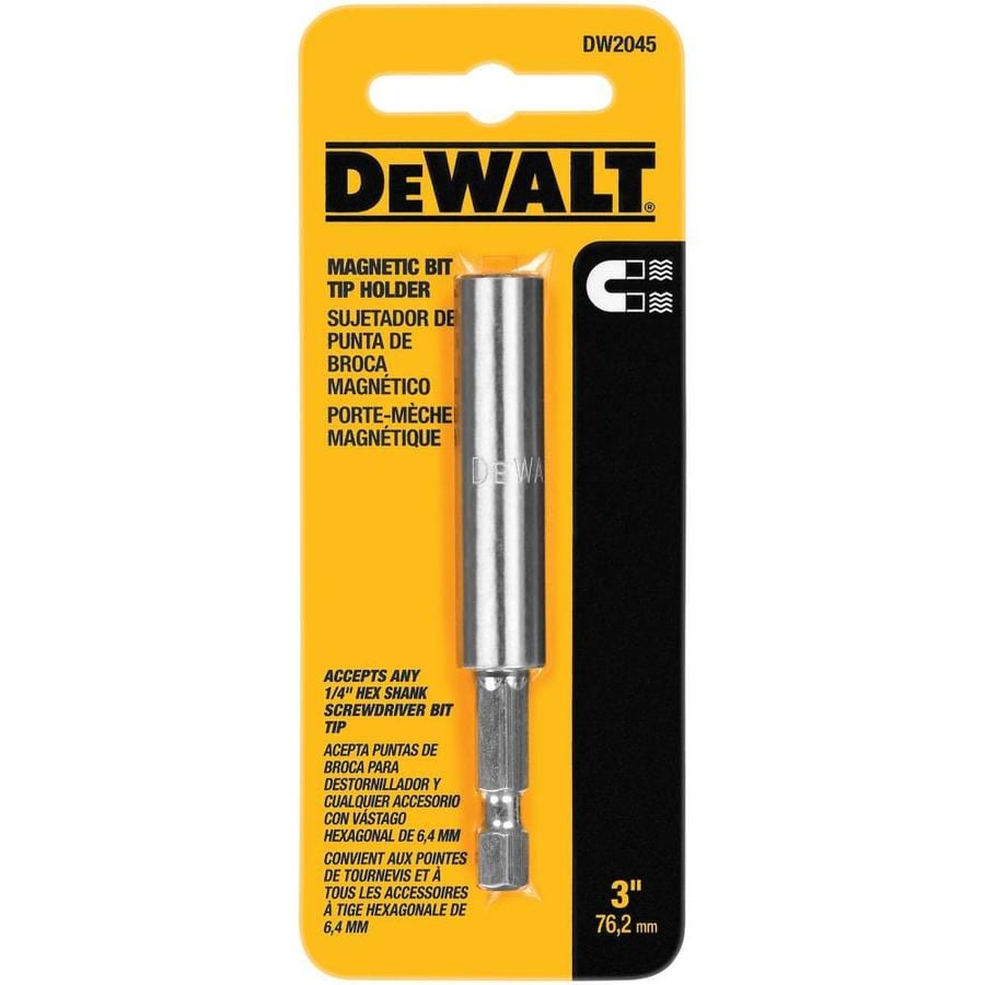 DEWALT Magnetic Screwdriving Bit Holder