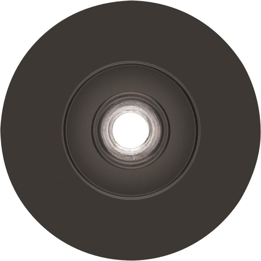 DEWALT 4.5-in W x 4.5-in L Industrial Fiber Disc Backing Pads Sandpaper