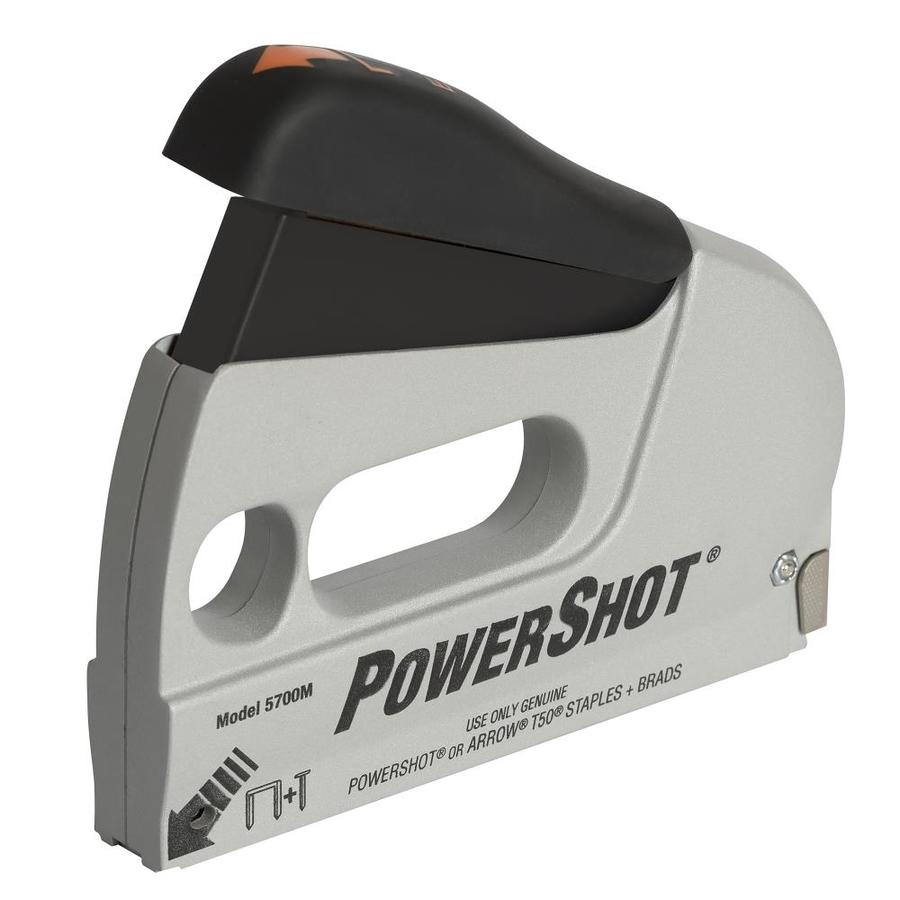Arrow Fastener 5/8-in Staple and Nail Gun