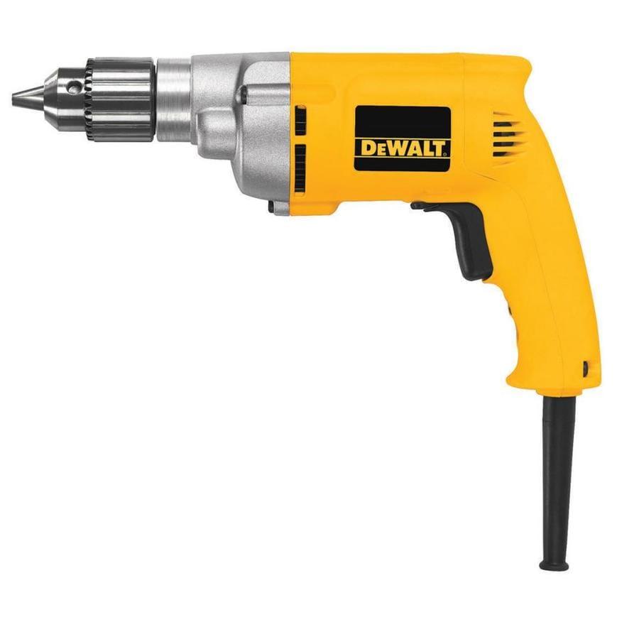 DEWALT 7 Amp 3/8-in Keyed Corded Drills