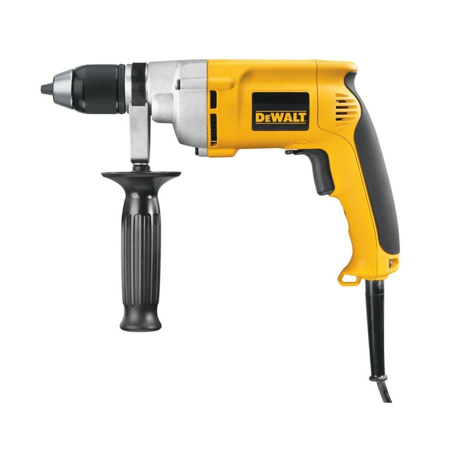 DEWALT 7.8-Amp 1/2-in Keyless Corded Drills