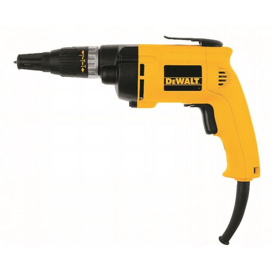 DEWALT 6.5-Amp 1/4-in Keyless Corded Drills
