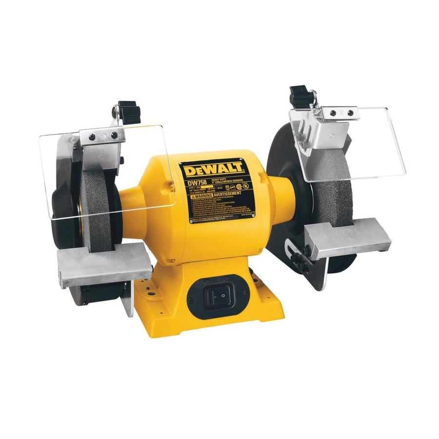 DEWALT 6-in Bench Grinder