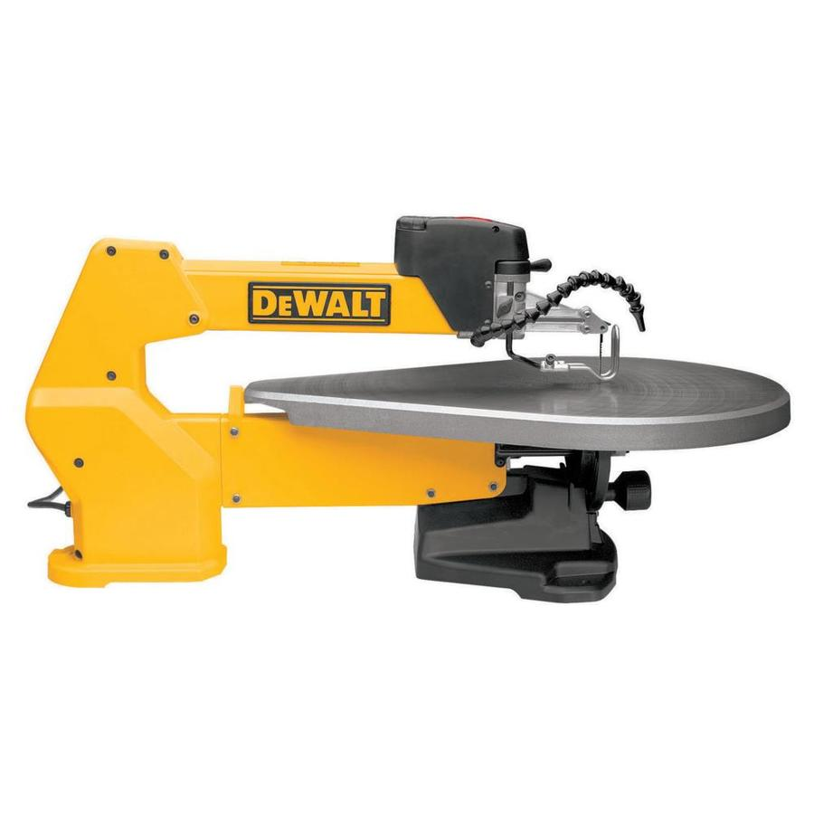 Shop scroll saws at lowes dewalt 13 amp variable speed scroll saw greentooth Gallery