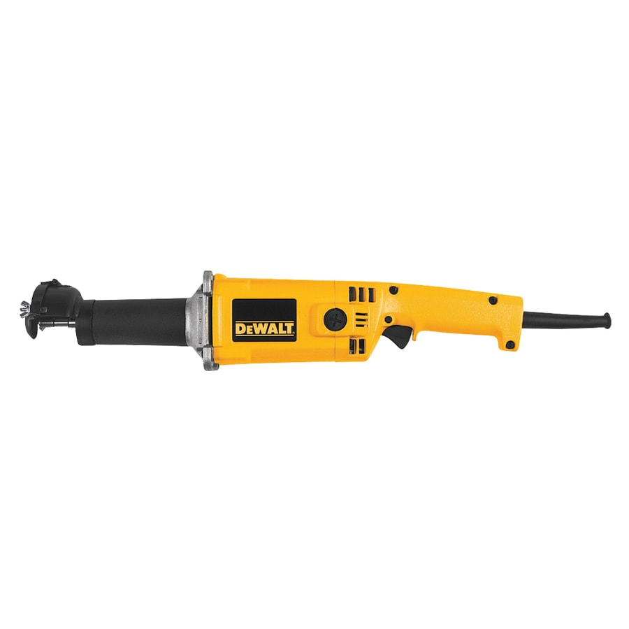 DEWALT 2-1/2-in 5-Amp Trigger Switch Corded Angle Grinder