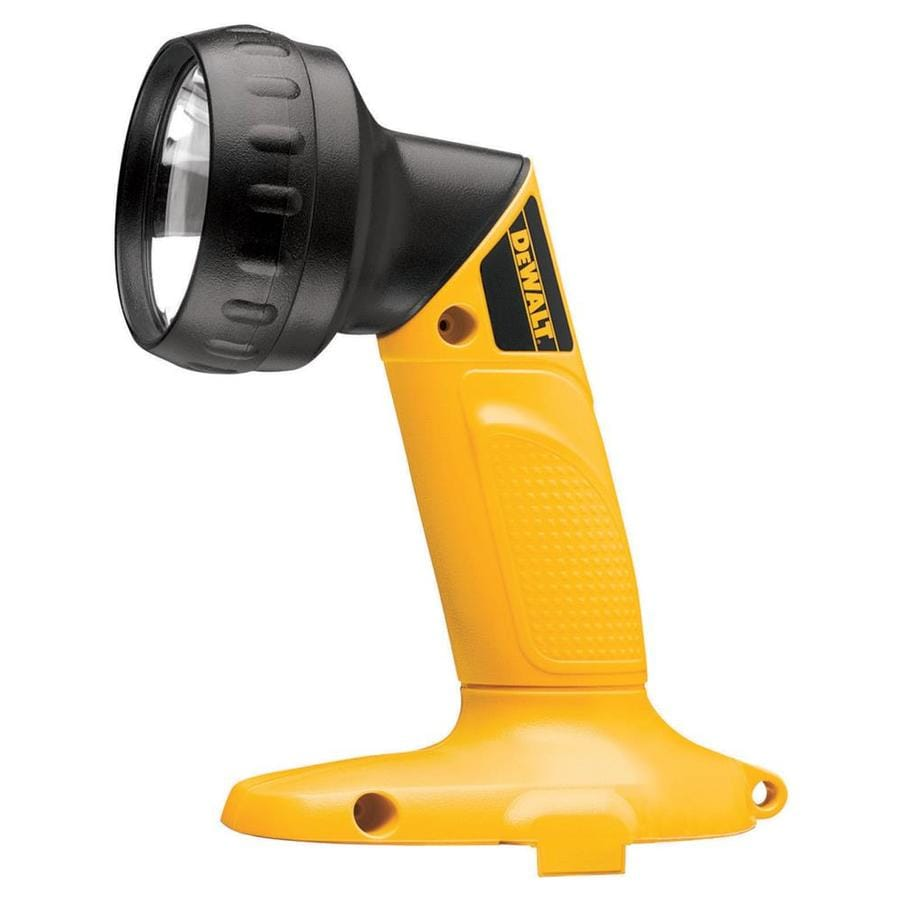 DEWALT 300-Lumen Xenon Handheld Rechargeable Battery Flashlight