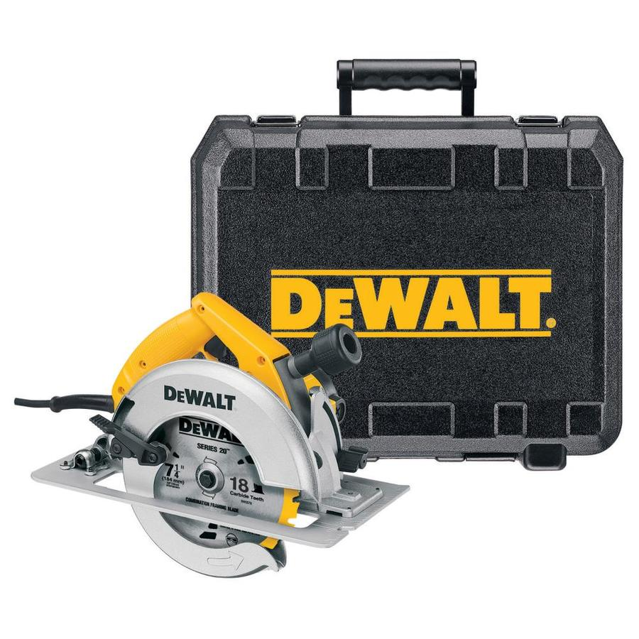 Shop dewalt 15 amp corded circular saw with brake and magnesium shoe dewalt 15 amp corded circular saw with brake and magnesium shoe keyboard keysfo Images
