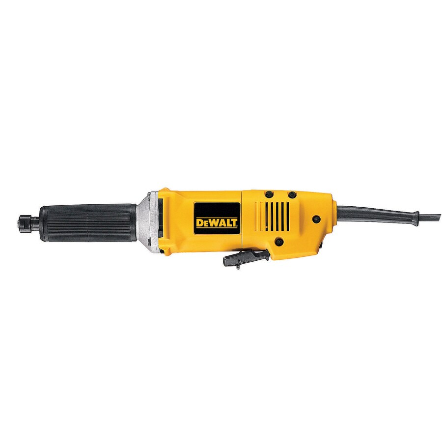 DEWALT 1-1/2-in 3-Amp Paddle Switch Corded Angle Grinder