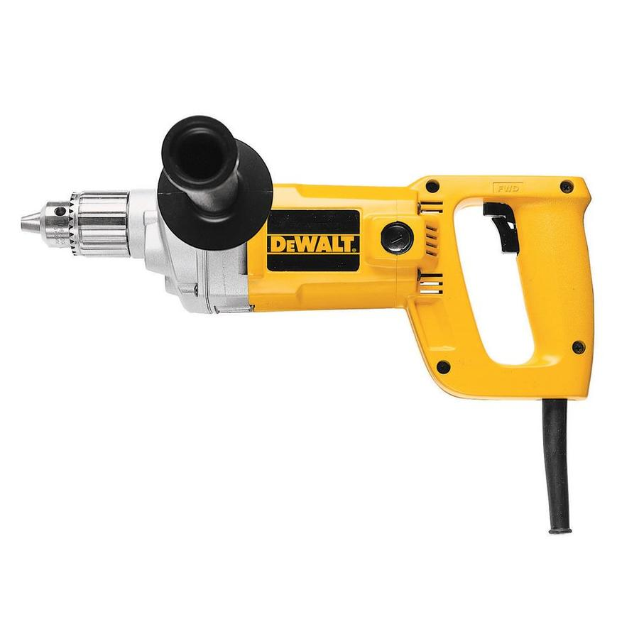 DEWALT 7-Amp 1/2-in Keyless Corded Drill