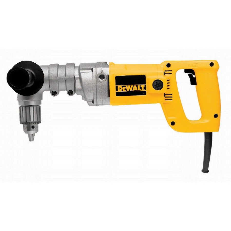 DEWALT 7-Amp 1/2-in Keyed Corded Drills with Case