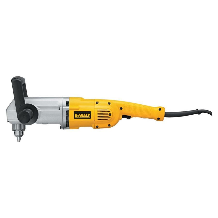 DEWALT 11.5-Amp 1/2-in Keyed Corded Drill with Case