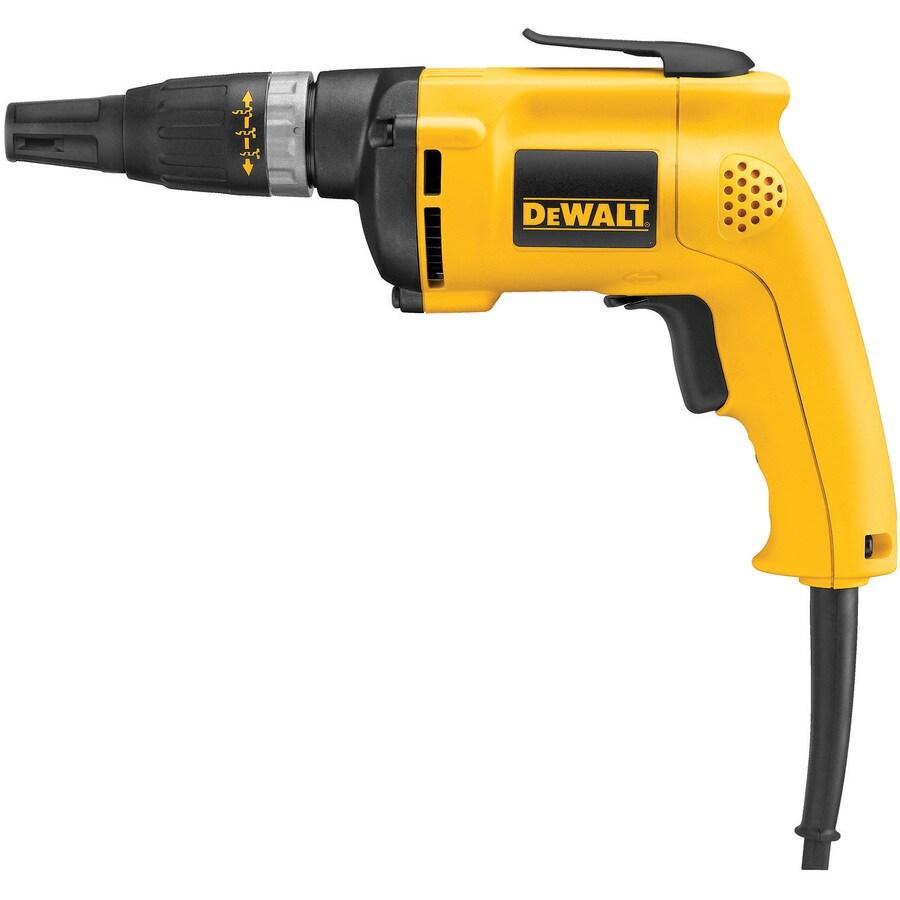 DEWALT 6-Amp 1/2-in Keyless Corded Drills