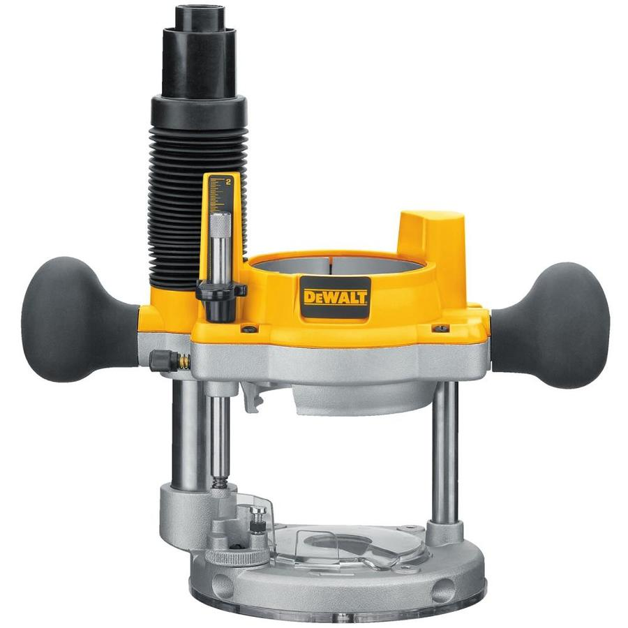 DEWALT 2.25-HP Variable Speed Plunge Corded Router