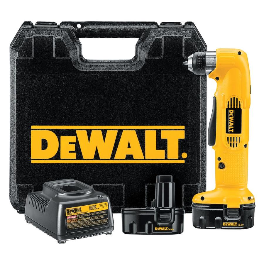 DEWALT 14-Volt.4-Volt 3/8-in Cordless Drill with Hard Case