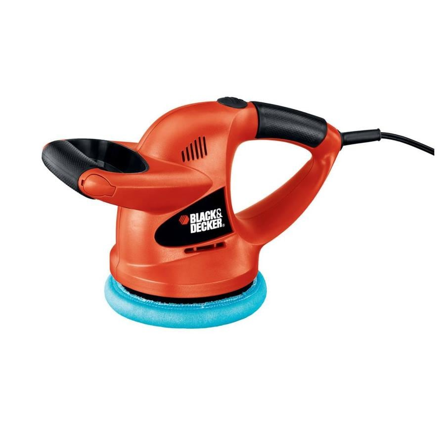 BLACK & DECKER 6-in Single Speed Corded Polisher