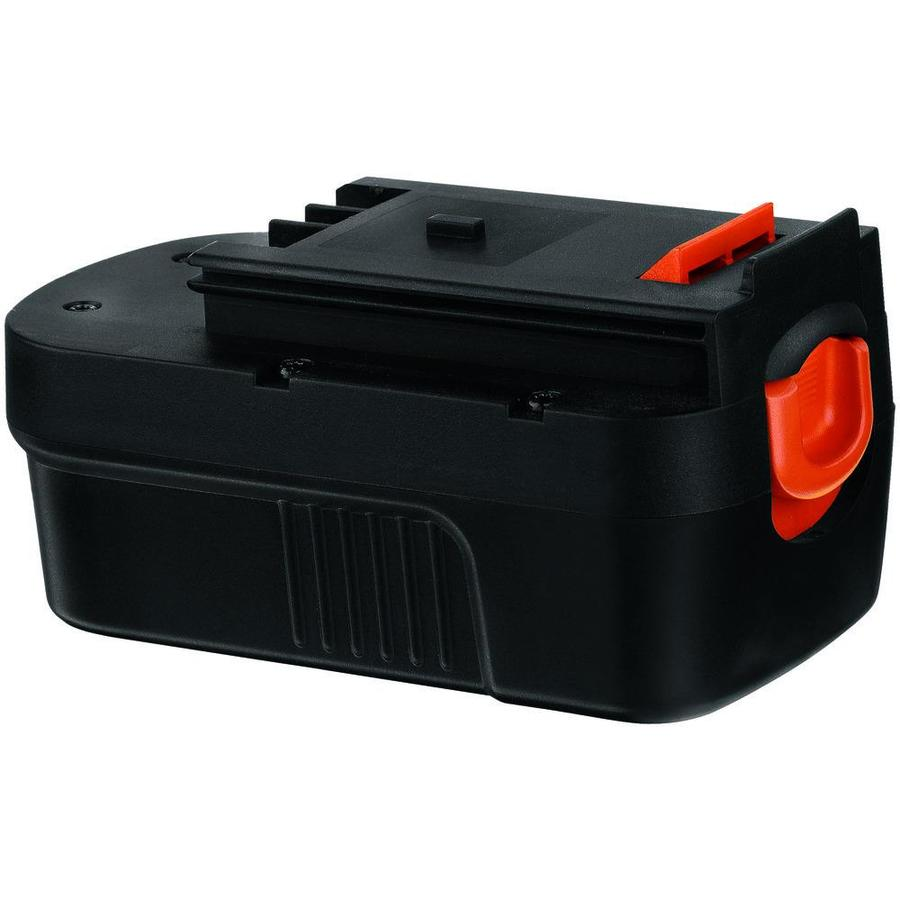 BLACK & DECKER 18-Volt 1.5-Amp-Hours Nickel Cadmium Power Tool Battery Kit