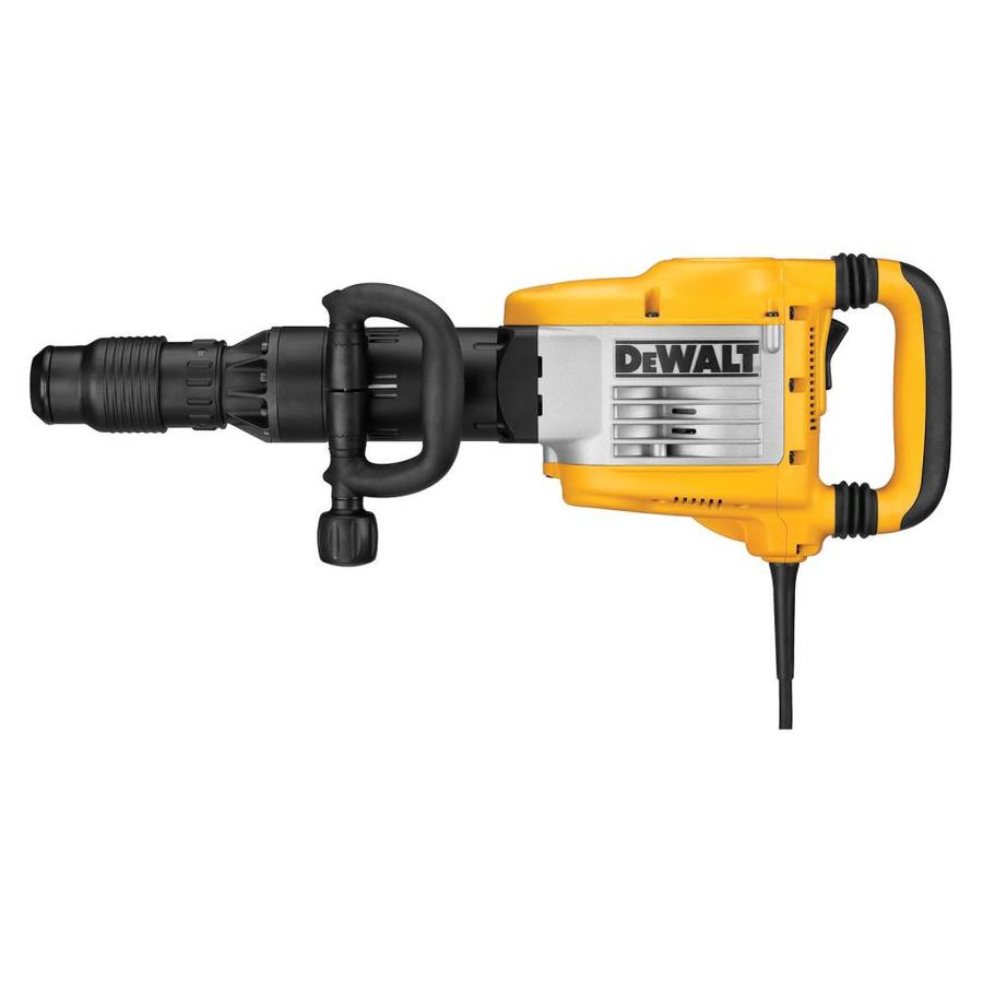 Shop Dewalt 3 4 In 15 Amp Keyless Rotary Hammer At Lowes Com