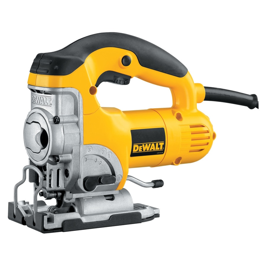 Shop jigsaws at lowes dewalt 65 amp keyless t shank variable speed corded jigsaw keyboard keysfo Choice Image