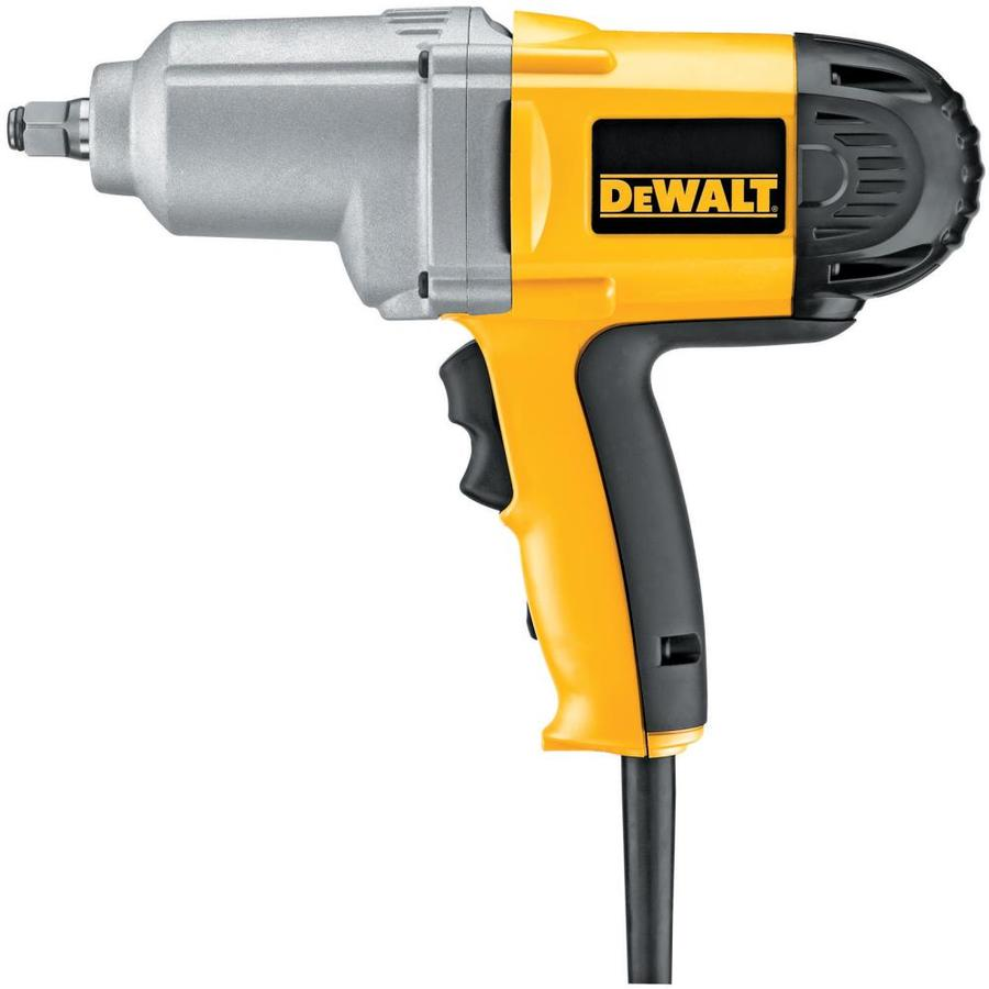 Dewalt 7 5 Amp 1 2 In Corded Impact Wrench