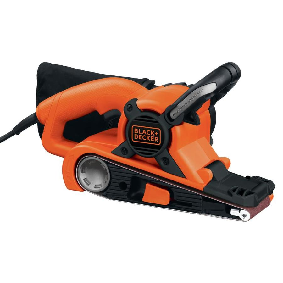 BLACK & DECKER 120-Volt 7-Amp Belt Sander