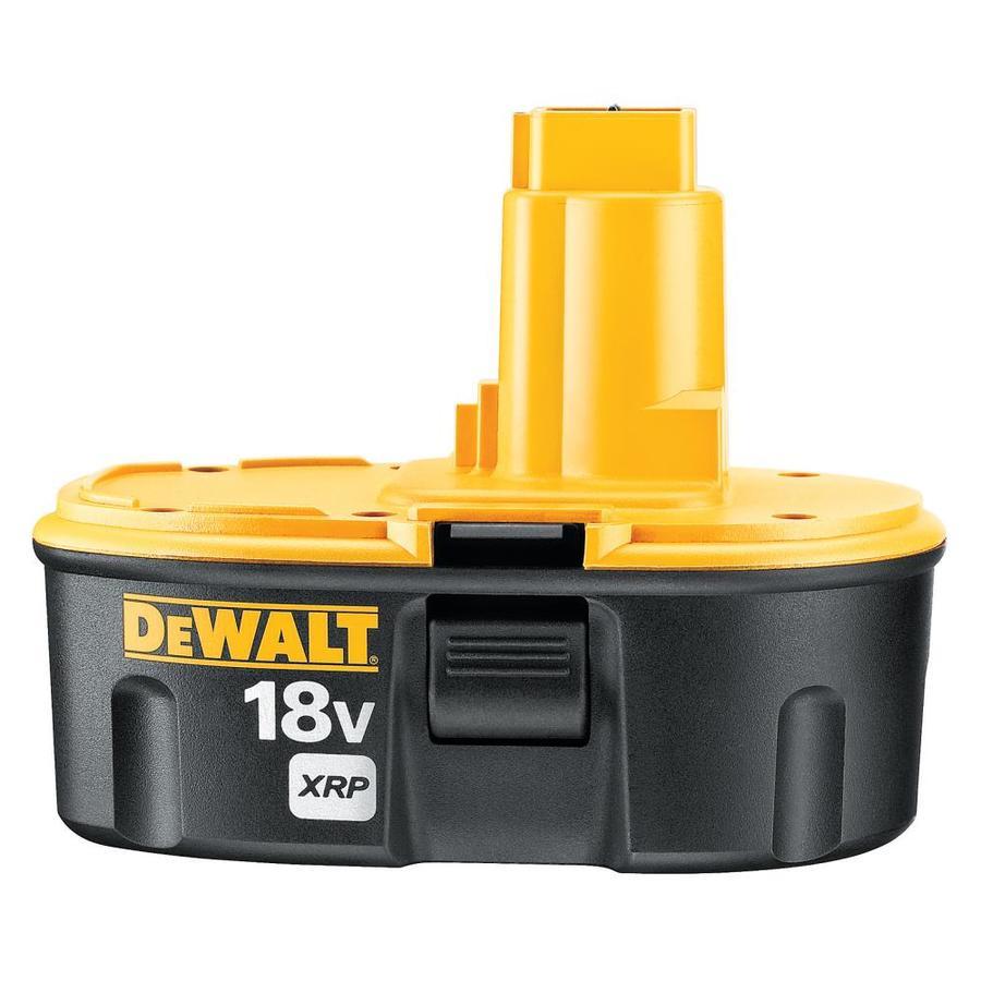 DEWALT 18-Volt 2.4-Amp-Hours Power Tool Battery