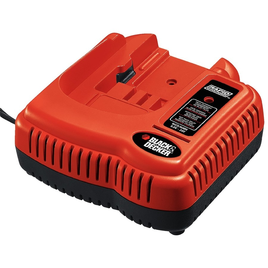 BLACK & DECKER 9.6 to 24-Volt Nickel Cadmium (NiCd) Cordless Power Equipment Battery Charger
