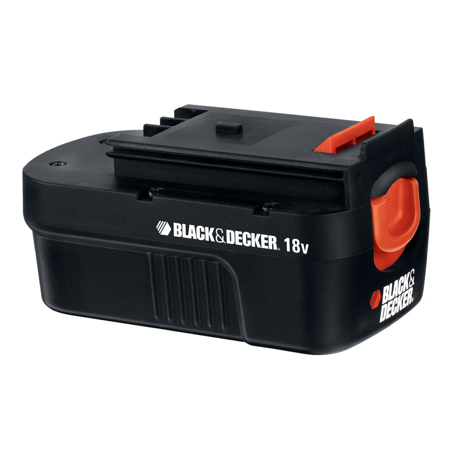 BLACK & DECKER 18-Volt 1.5-Amp-Hours Power Tool Battery Kit