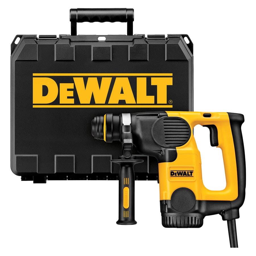 DEWALT 1/4-in 6.3-Amp Keyed Rotary Hammer