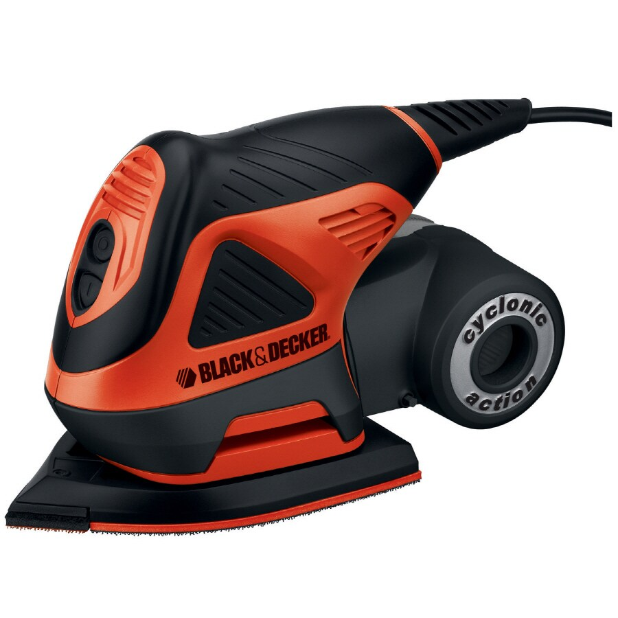 BLACK & DECKER 1.4-Amp Detail Sander