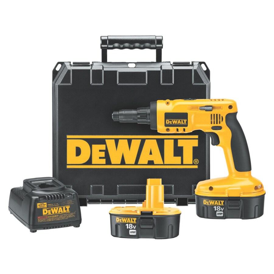 DEWALT 18-Volt 1/4-in Cordless Drill