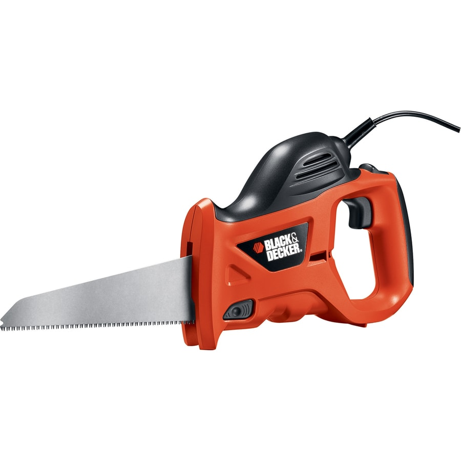 BLACK & DECKER 3.4-Amp Keyless Variable Speed Corded Reciprocating Saw