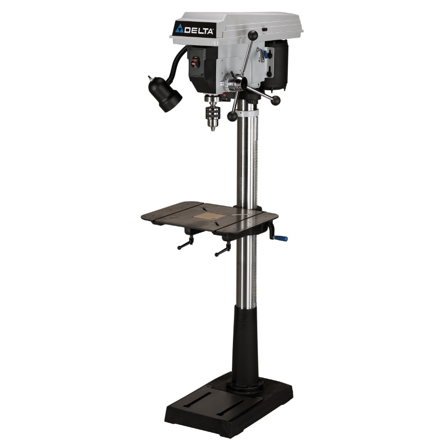 DELTA 10-Amp 12-Speed Floor Drill Press