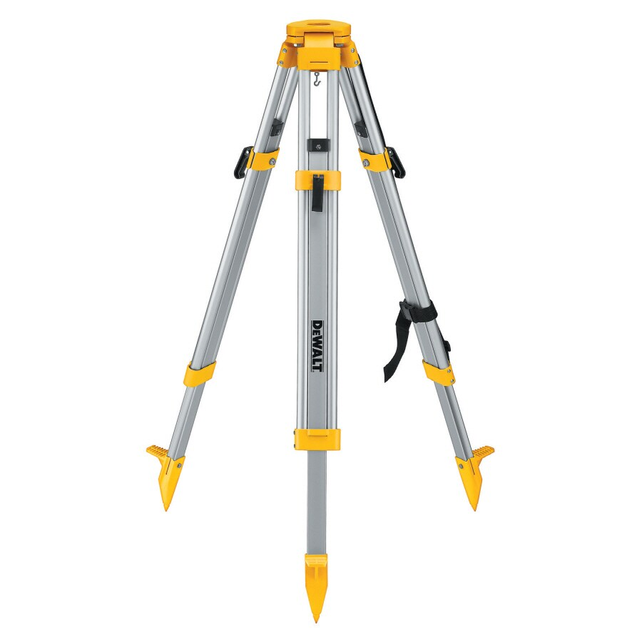 DEWALT 60-in Laser Level Construction Tripod